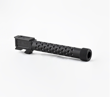 Picture of G22 Match Grade Threaded Dimpled Barrel - DLC