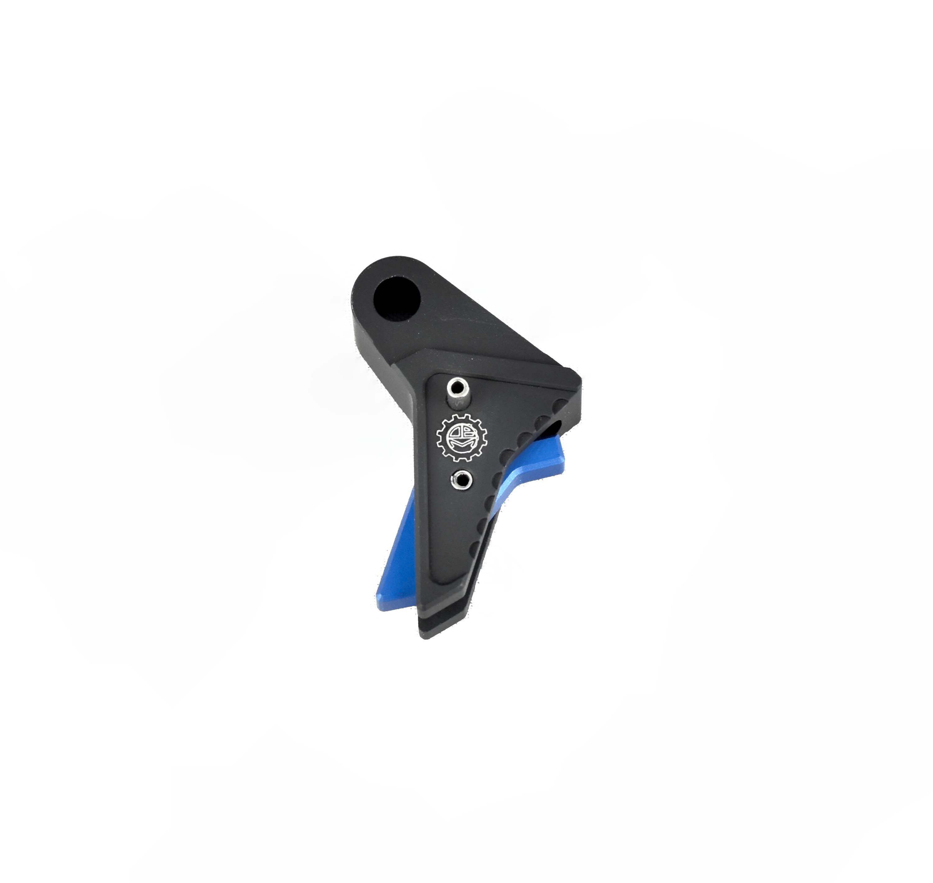 Black/Blue DEM Gunfighter Trigger™
