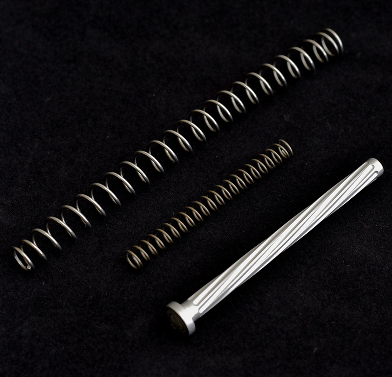 Spiral Fluted Guide Rod for Glock - (Gen 3: G19/23/32)